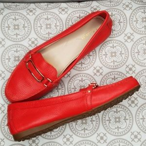 Coach Flynn Loafers Size 8.5